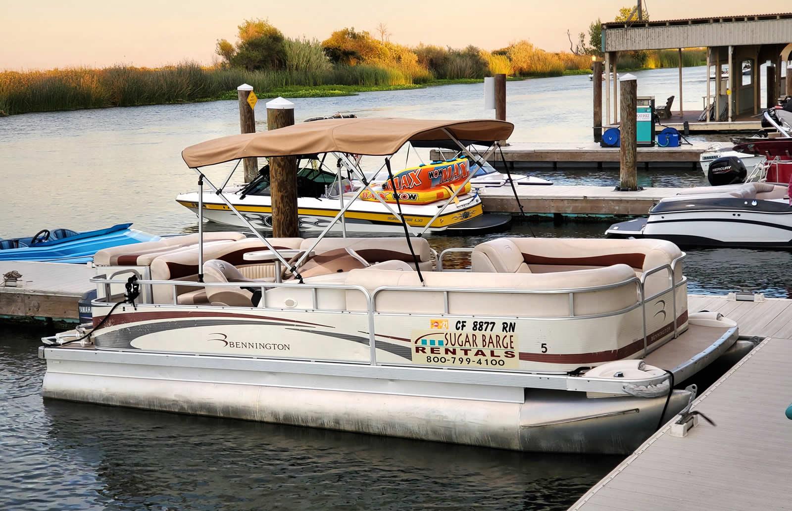 Delta Boat Rental
